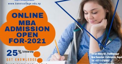 Online MBA Admission Open at Kennt College of Technology and Management.